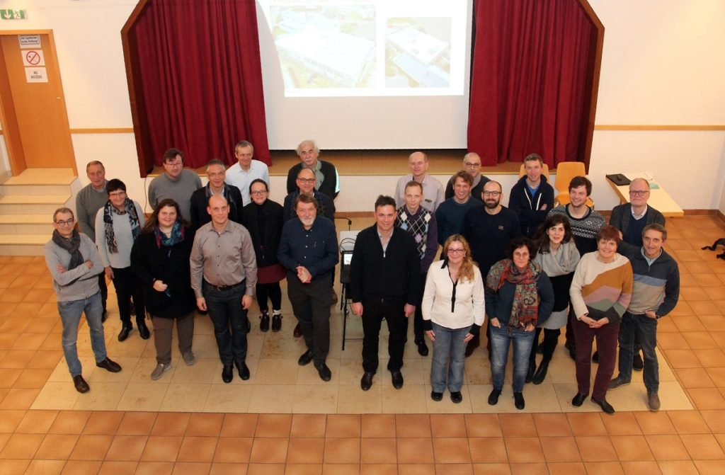 Founding Assembly of EnerCoop Uelzechtdall