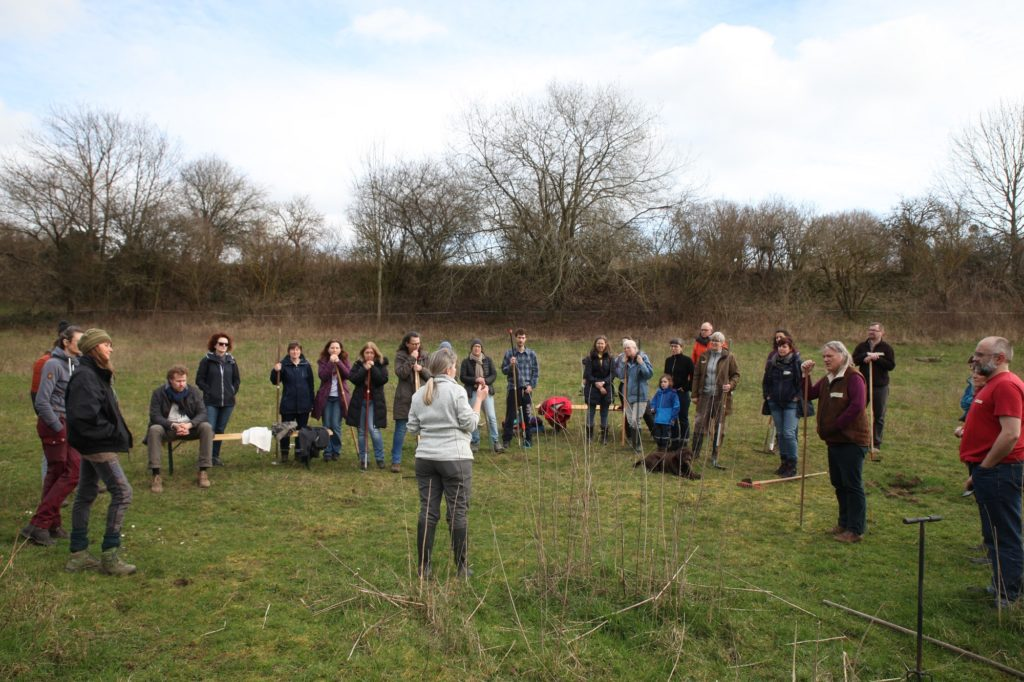 Seminar on wild flower meadows