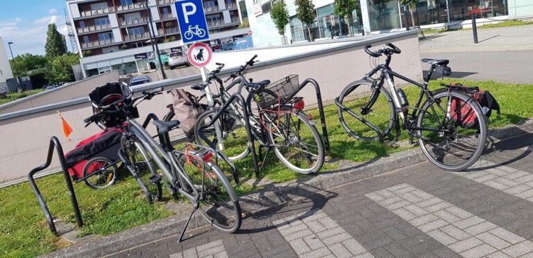 Urban Biodiversity Bike Ride